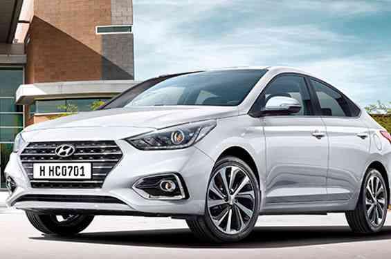 Hyundai Accent New - фото 1