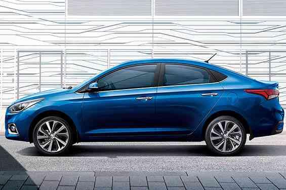 Hyundai Accent New - фото 4