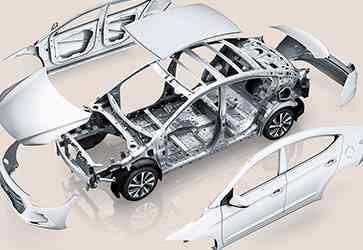 Ультраміцний кузов - Hyundai Accent New