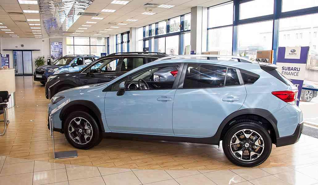 Subaru Outback - фото автосалона 2