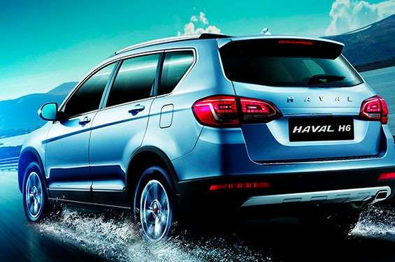 HAVAL H6 - фото 1