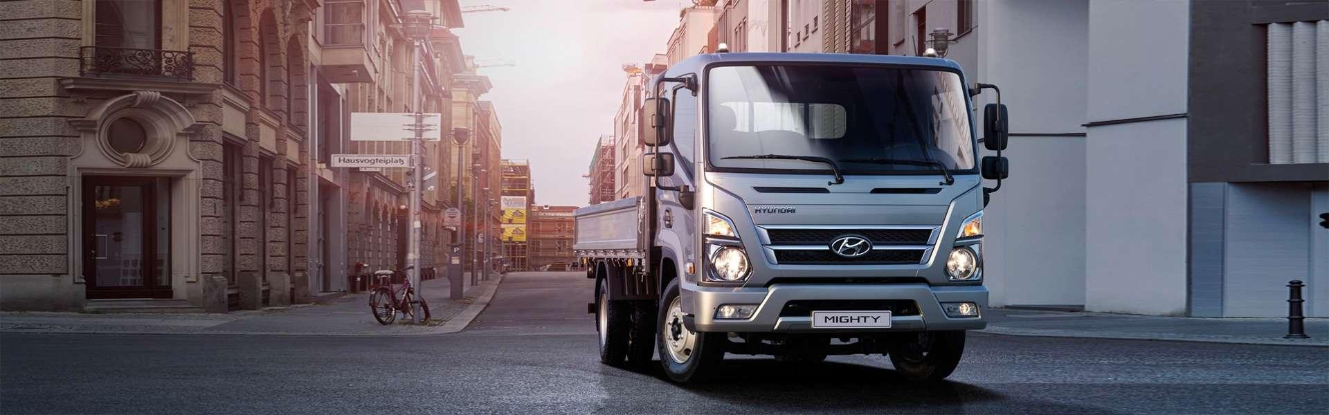Hyundai - ваш надежный бизнес-партнер
