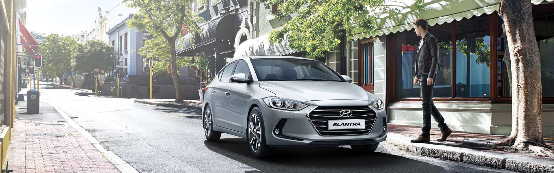Непреодолимая уверенность с Hyundai Elantra