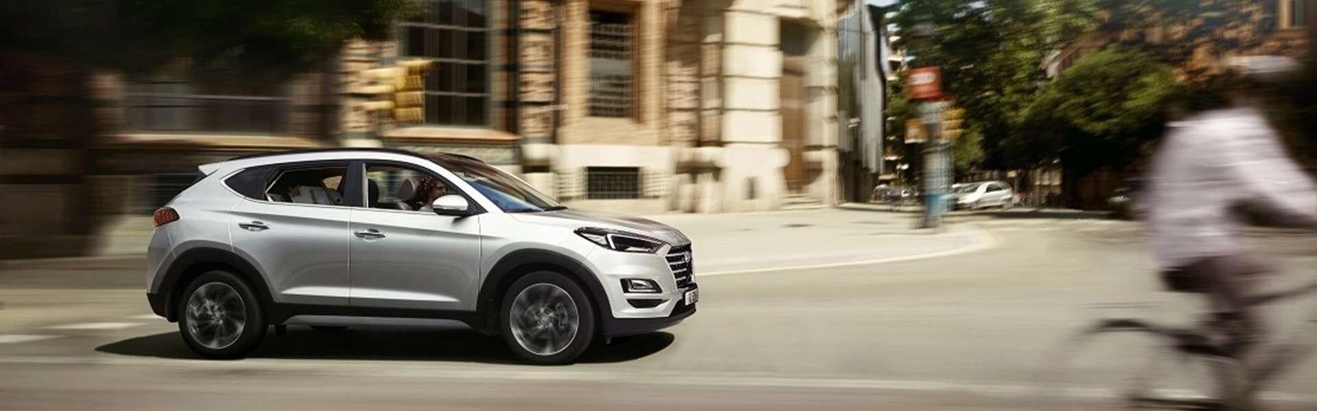 Hyundai Tucson готов к новым путешествиям