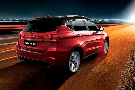 HAVAL H2 - фото 2