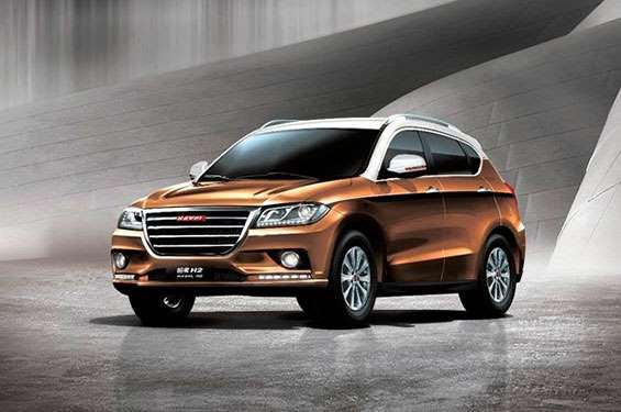 HAVAL H2 - фото 3