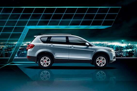 HAVAL H6 - фото 4