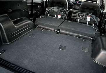 Большой багажник - HAVAL H6