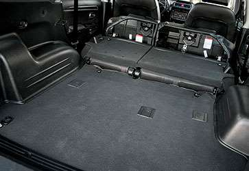 Великий багажник - HAVAL H6