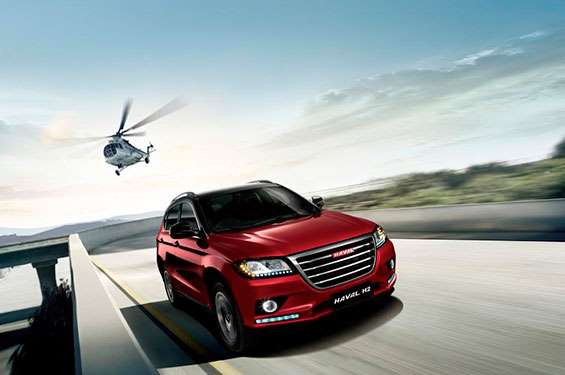 HAVAL H2 - фото 4