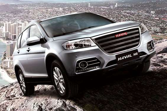 HAVAL H6 - фото 5