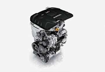 Высокоэффективный двигатель - HAVAL H2