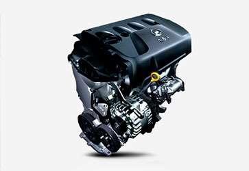 Мощный двигатель - HAVAL H6