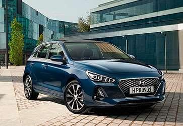 Европейский стиль - Hyundai i30