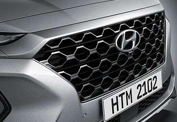 Высокотехнологичный шарм - Hyundai Santa Fe