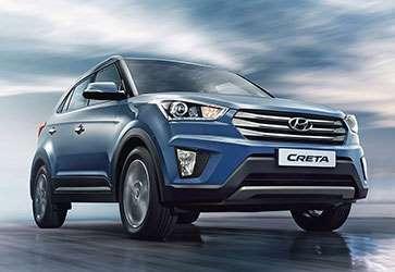 Впечатляющий дизайн - Hyundai Creta