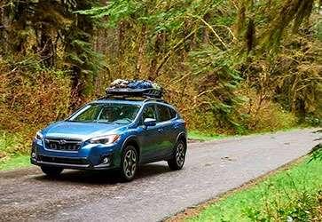 Авантюрный характер  - Subaru XV