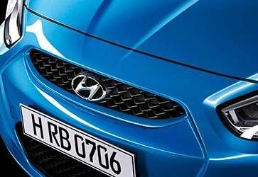 Стильний дизайн - Hyundai Accent Classic