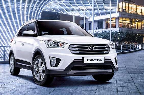 Hyundai Creta - фото 1