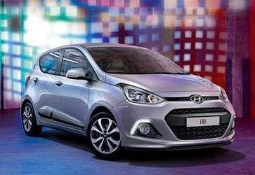 Красивый дизайн  - Hyundai i10