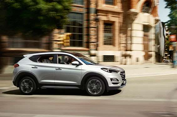 Hyundai New Tucson - фото 1
