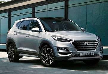 Уверенный образ - Hyundai New Tucson