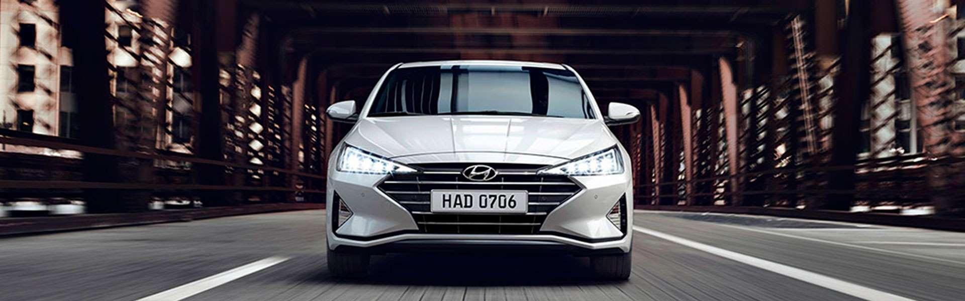 Hyundai Elantra - обзор