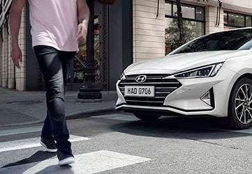 Аеродинаміка - Hyundai Elantra New