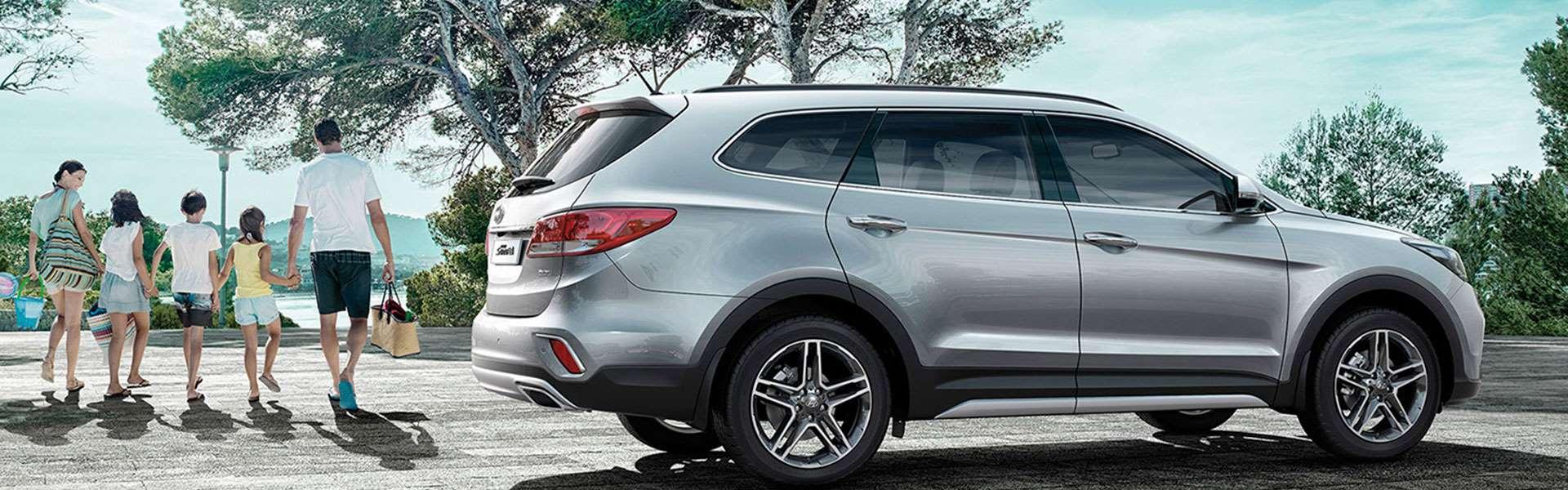 Hyundai Grand Santa Fe - обзор