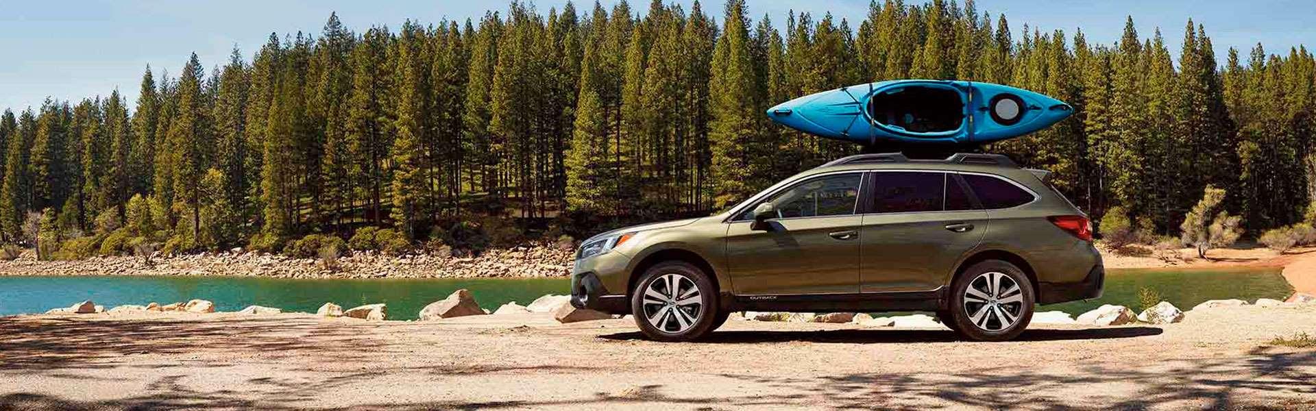 Subaru Outback - обзор