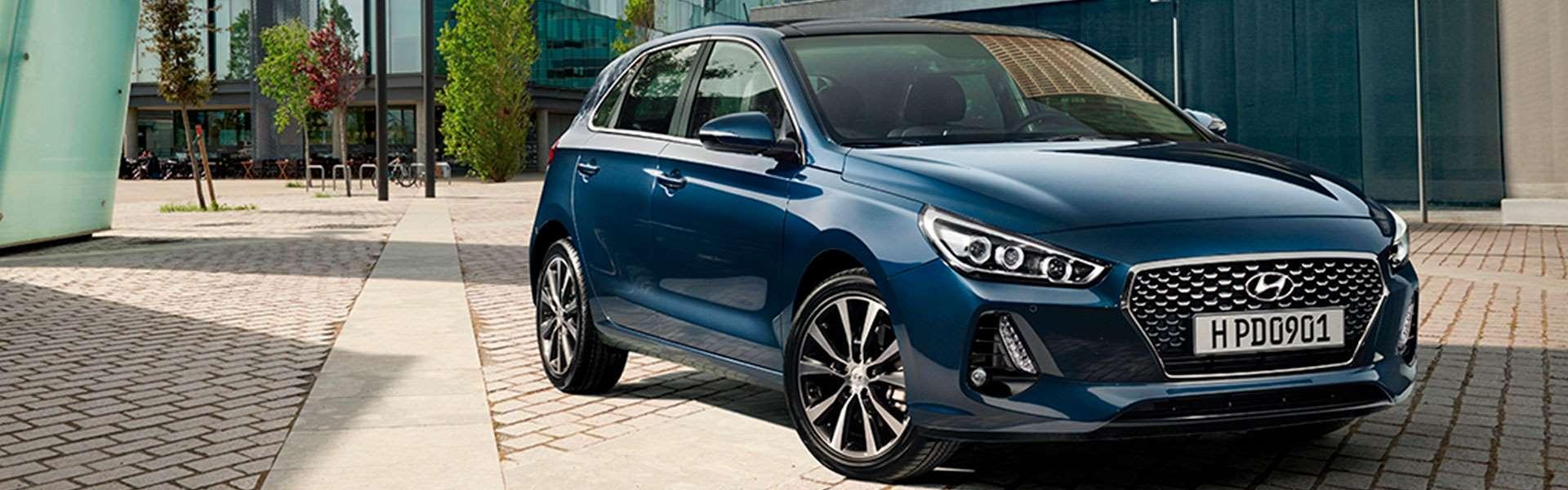 Hyundai i30 - обзор