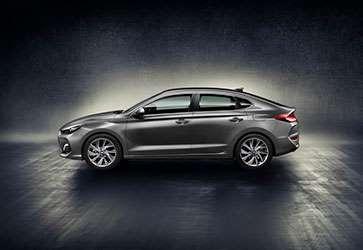 Высокий уровень безопасности - Hyundai i30 Fastback