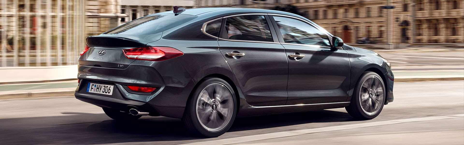 Hyundai i30 Fastback - обзор