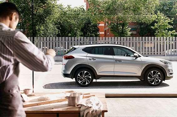 Hyundai New Tucson - фото 2