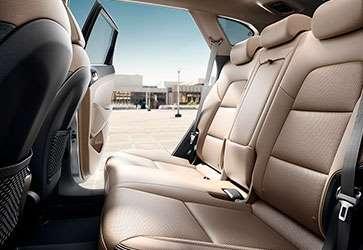 Продуманный интерьер  - Hyundai Tucson