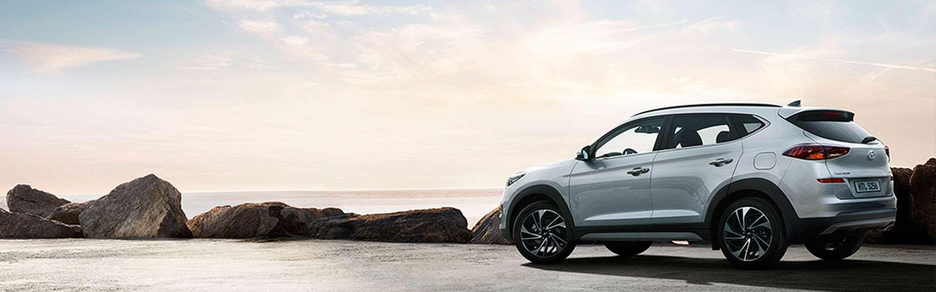 Hyundai Tucson - обзор