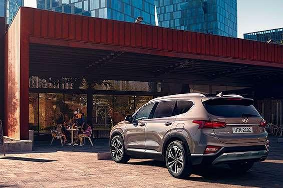 Hyundai Santa Fe New - фото 2