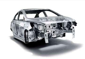 Ультраміцний кузов - Hyundai Accent Classic