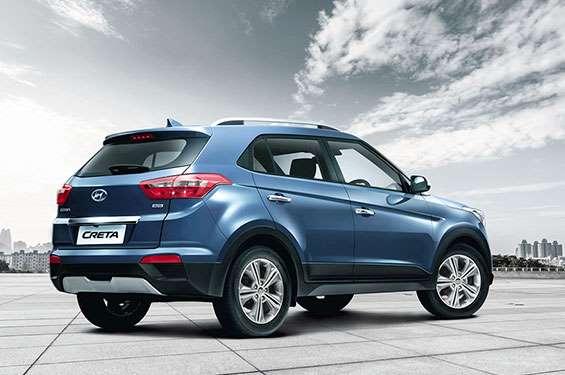 Hyundai Creta - фото 3