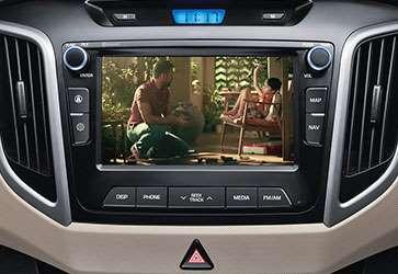 Система AVN - Hyundai Creta