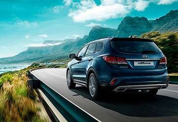 Топ-безопасность - Hyundai Grand Santa Fe