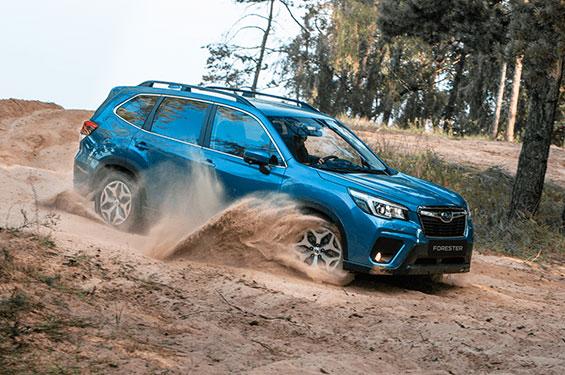 Subaru Forester - фото 3
