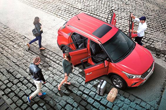 Hyundai Creta New - фото 4