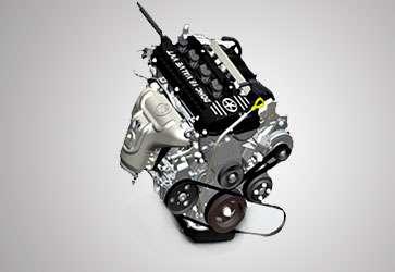 Двигатель - JAC J4