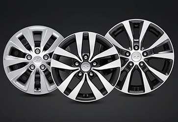 Литые диски - Hyundai i30
