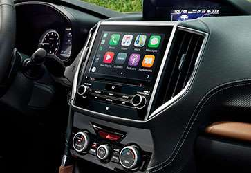 Apple CarPlay / Android Auto - Subaru Forester