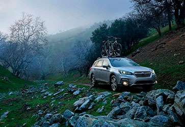 X-Mode - Subaru Outback