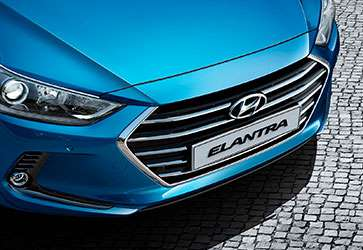 Плавный ход - Hyundai Elantra New
