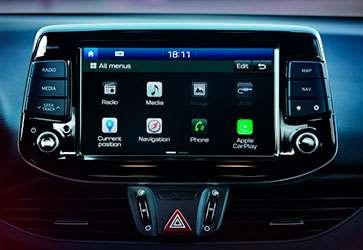Современные  коммуникации - Hyundai i30 Fastback