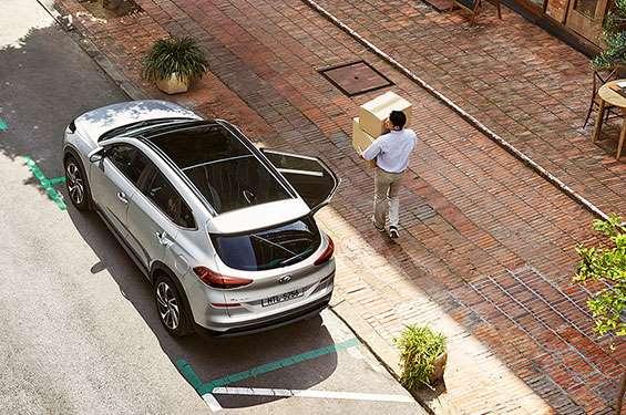 Hyundai New Tucson - фото 4
